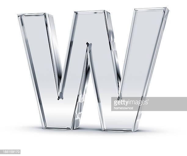 アルファベット W