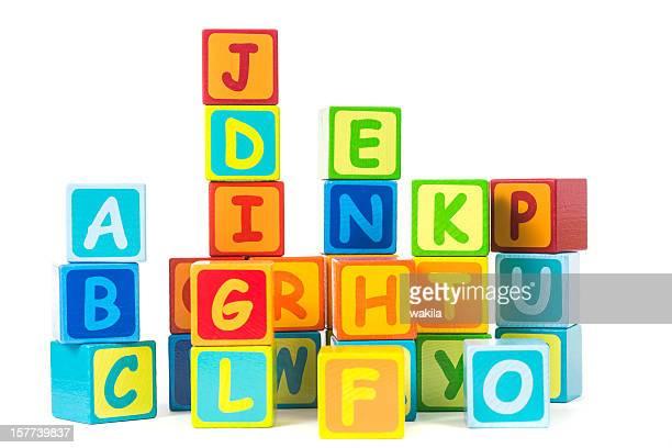 alphabetic Character