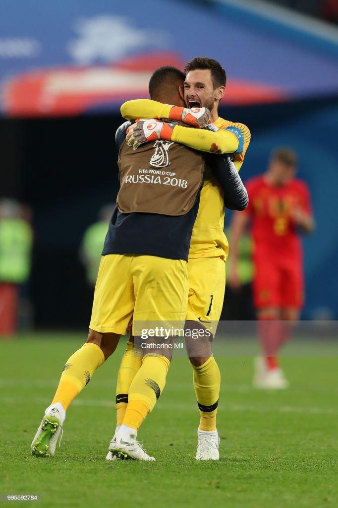 b8f29a5330f Belgium v France  Semi Final - 2018 FIFA World Cup Russia   News Photo