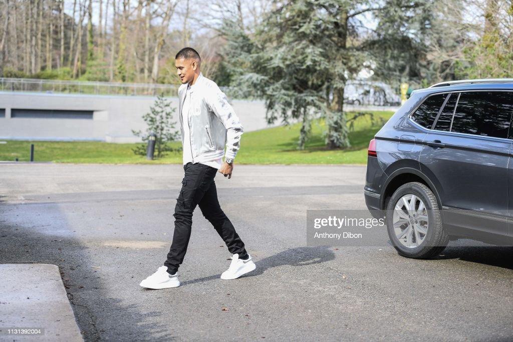 FRA: France Soccer Team - Clairefontaine