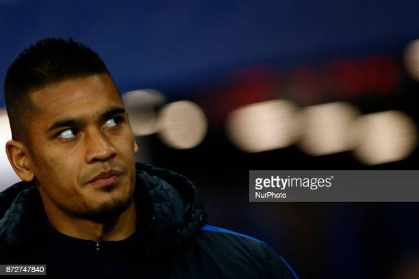 Alphonse Areola of France during the friendly football match between France and Wales at the Stade de France stadium in SaintDenis on the outskirts...