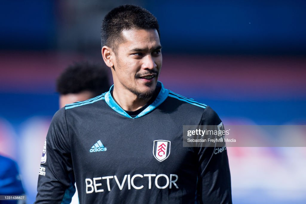 Crystal Palace v Fulham - Premier League : News Photo
