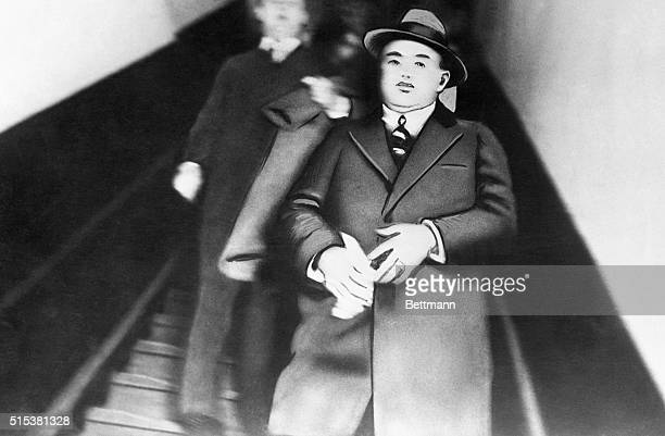 Alphonse Capone Chicago Gangster