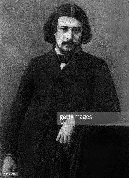 Alphonse Daudet french writer here in 1869