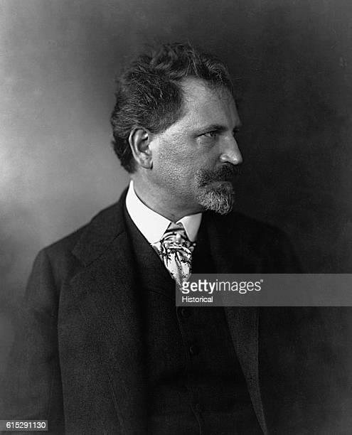 Alphonse Mucha was a Czechoslovakian painter famous for his Art Nouveau style