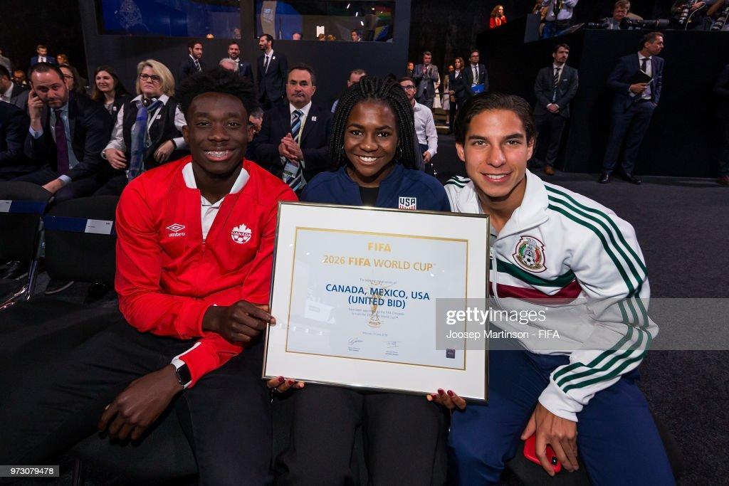 68th FIFA Congress : Fotografia de notícias
