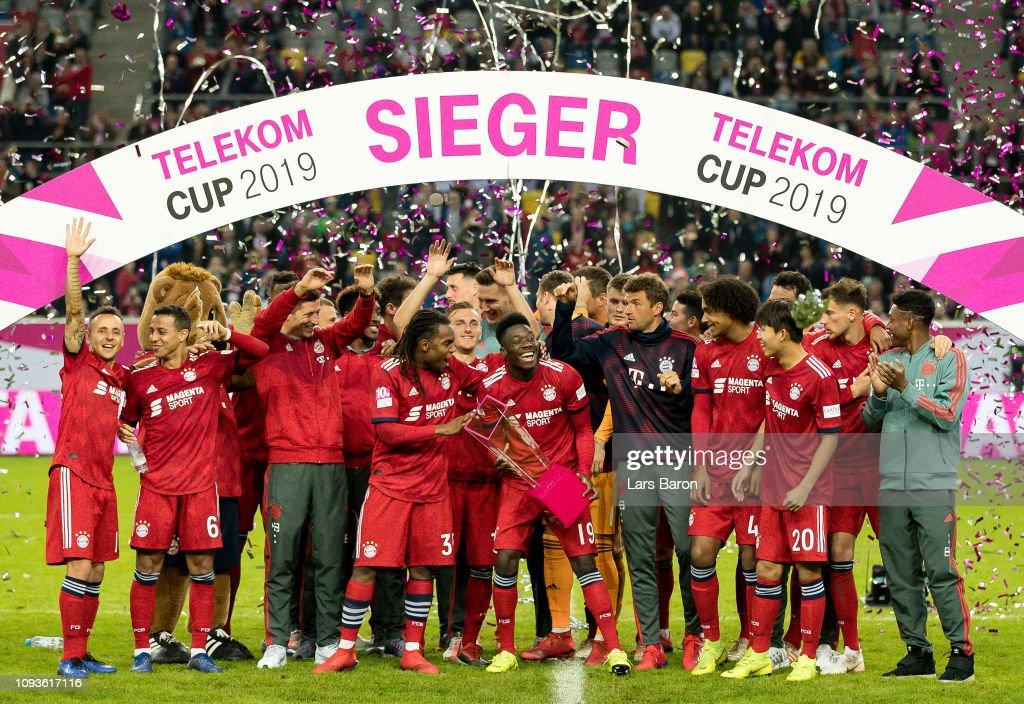 Telekom Cup 2019 Final : News Photo