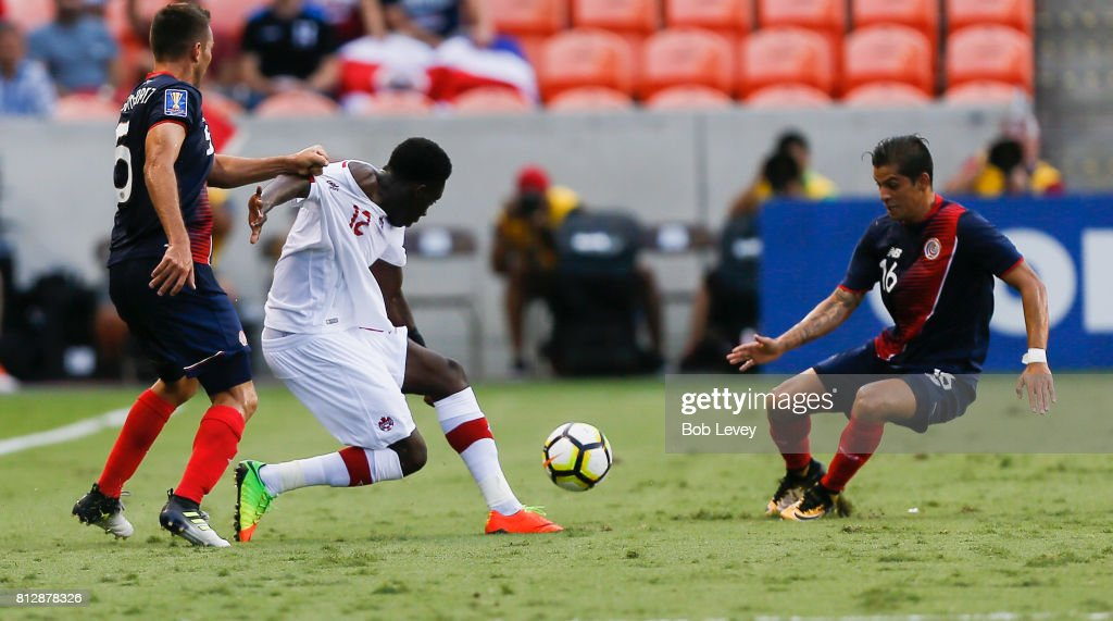 Canada v Costa Rica: Group A - 2017 CONCACAF Gold Cup : News Photo