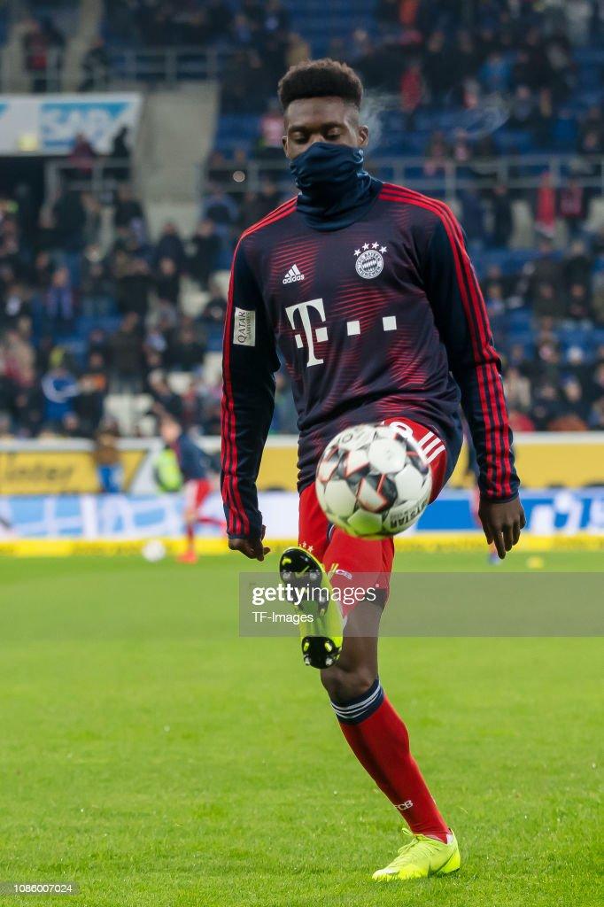 TSG 1899 Hoffenheim v FC Bayern Muenchen - Bundesliga : Nachrichtenfoto