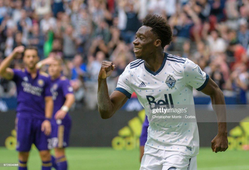 Orlando City SC v Vancouver Whitecaps FC : News Photo