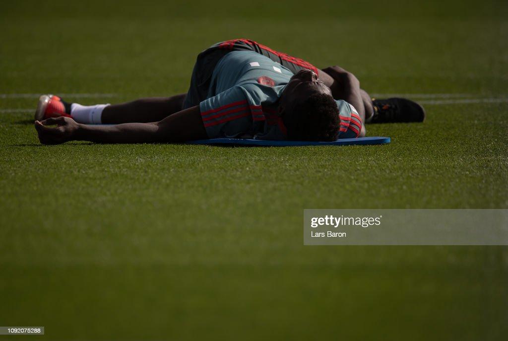 FC Bayern Muenchen Doha Training Camp - Day 7 : ニュース写真