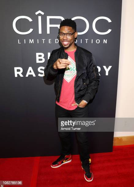 Alphonso McAuley attends the ZEUS New Series Premiere Party X CIROC Black Raspberry on October 19 2018 in Burbank California