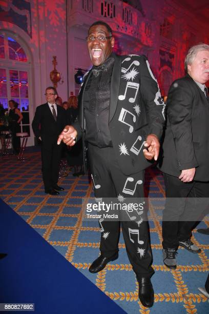 Alphonso Williams attends the Movie Meets Media event 2017 at Hotel Atlantic Kempinski on November 27 2017 in Hamburg Germany