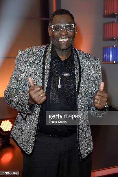 Alphonso Williams attends the RTL Telethon 2017 on November 24 2017 in Huerth Germany