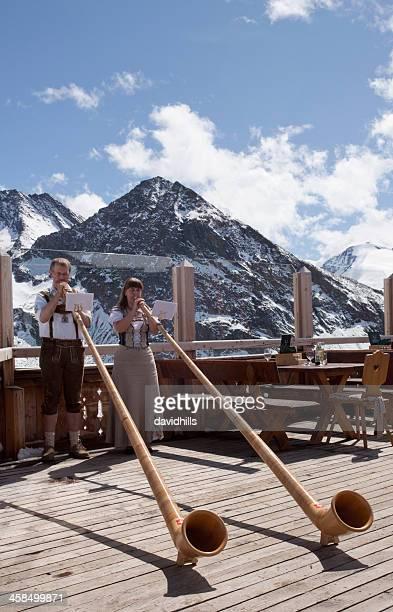 Alpes-Maritimes Spieler, Österreich