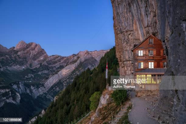 Alpine Landscape, Appenzell, Switzerland, Europe