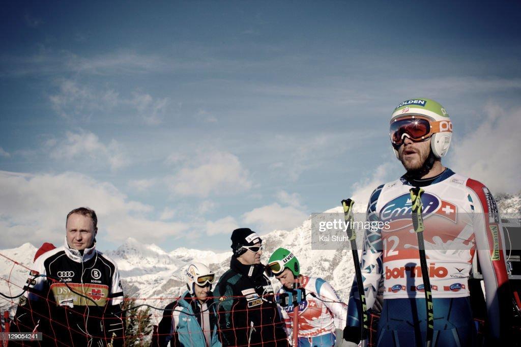 Bode Miller, Self assignment, December 21, 2010 : Nachrichtenfoto
