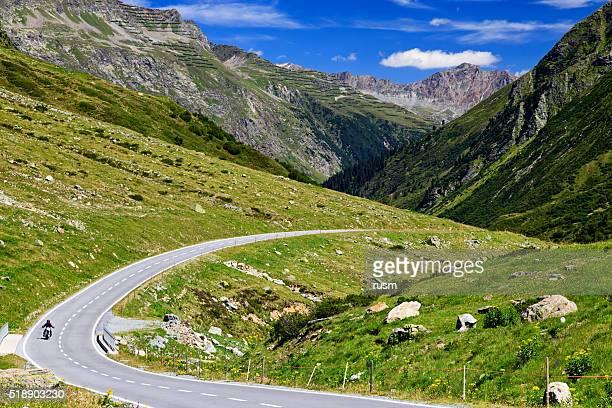 Alpine Road, Österreich