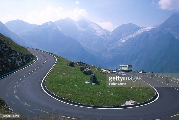 Alpine road, Grossglockner