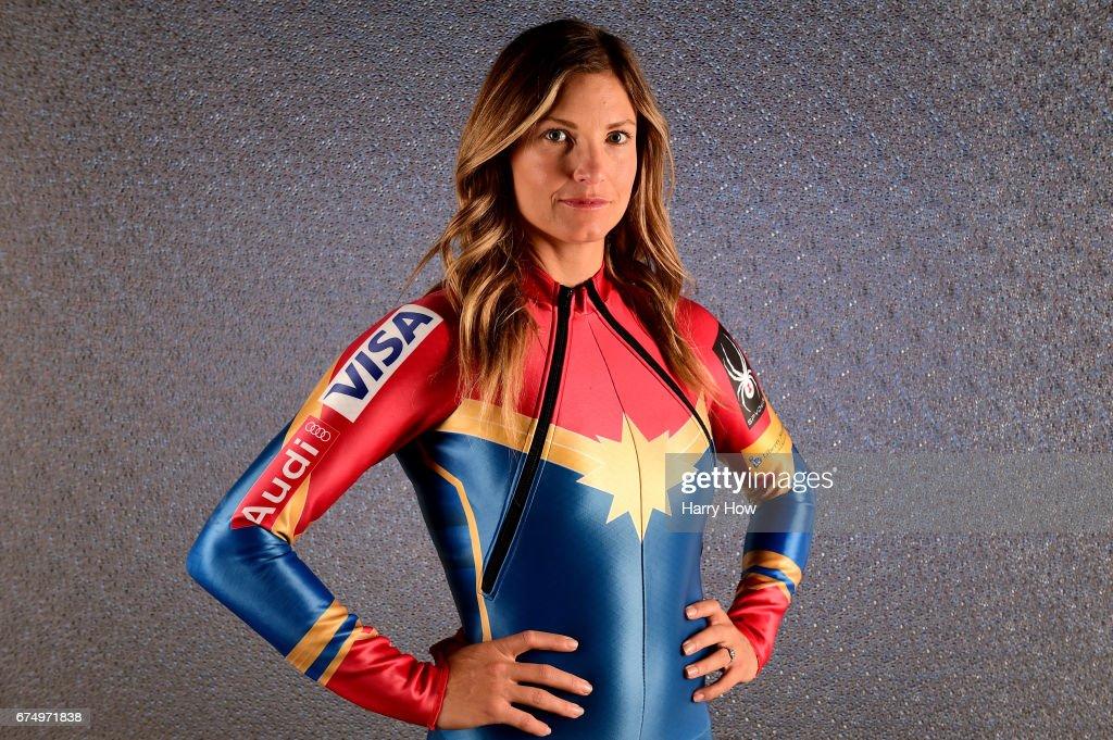 Team USA PyeongChang 2018 Winter Olympics Portraits : News Photo