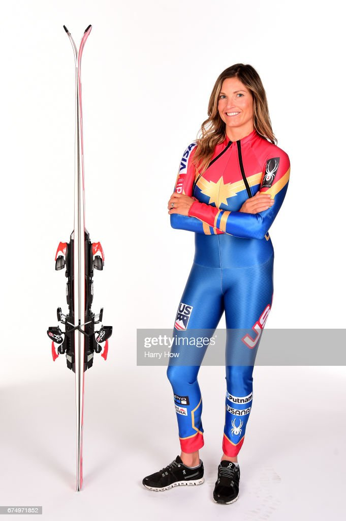 Team USA PyeongChang 2018 Winter Olympics Portraits : News Photo