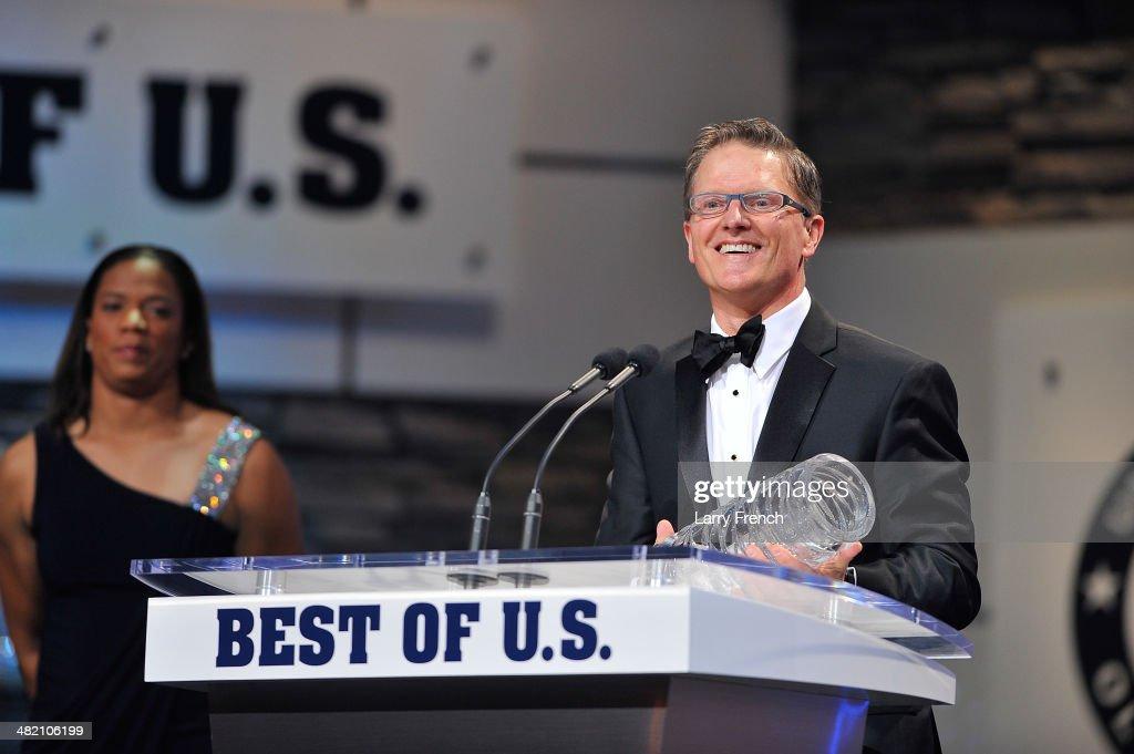 U.S. Olympic Committee Best of U.S. Awards : News Photo