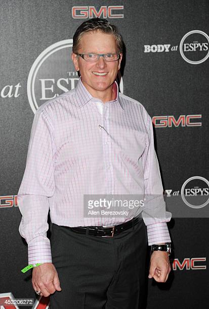 Alpine skier Mark Bathum attends ESPN Presents BODY At ESPYS Pre-Party at Lure on July 15, 2014 in Hollywood, California.