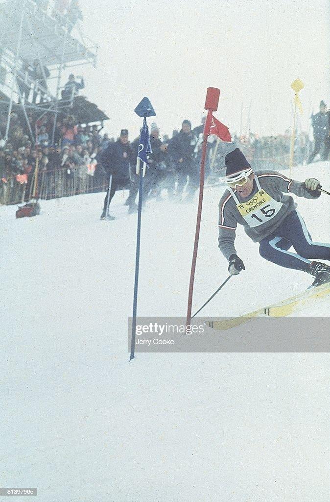 Winter Olympics, France Jean-C...
