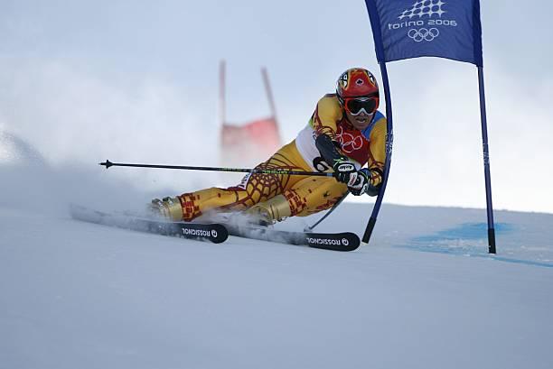 Canada Thomas Grandi 2006 Winter Olympics