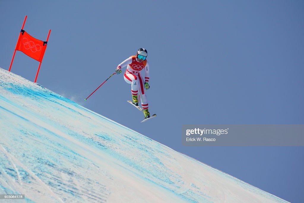 2018 Winter Olympics - Day 13 : News Photo