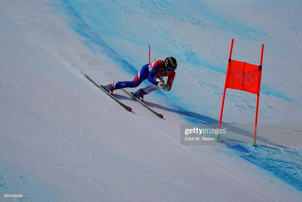 2018 Winter Olympics - Day 12 : ニュース写真