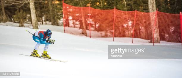 Ski Alpin Downhill