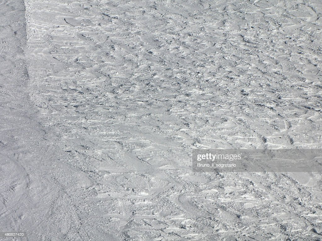 Alpine Skiing in Matrei / Osttirol : Stock Photo