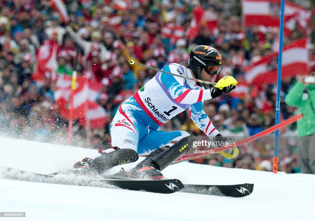 42 Alpine Ski Wm Ski Alpin Wm Schladming 2013 Slalom Herren Mario News Photo Getty Images