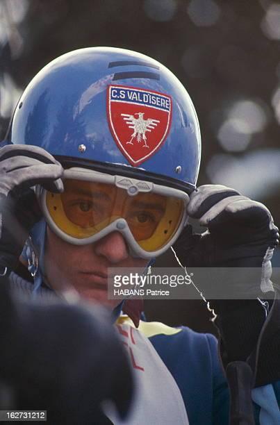 Alpine Skying World Cup 1967 Kitzbuhel Kitzbühel Autriche 22 janvier 1967 Descente hommes '10 secondes' Le compte à rebours déclenche une série de...