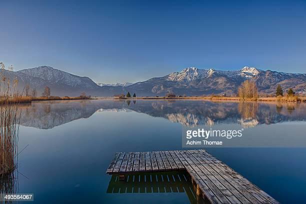 alpine view - achim thomae stock-fotos und bilder