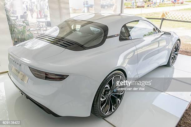 Alpine Vision Renault 2017 sports car