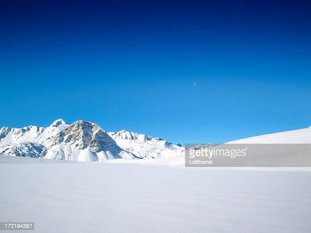 Alpine Winter Wonderland