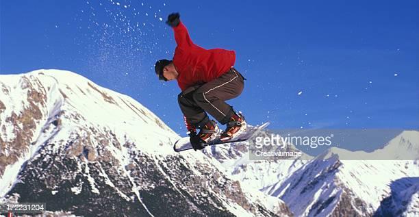 Alpes saut