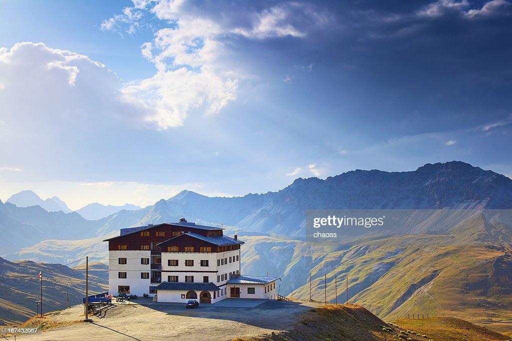 Alps landscape : Stock Photo