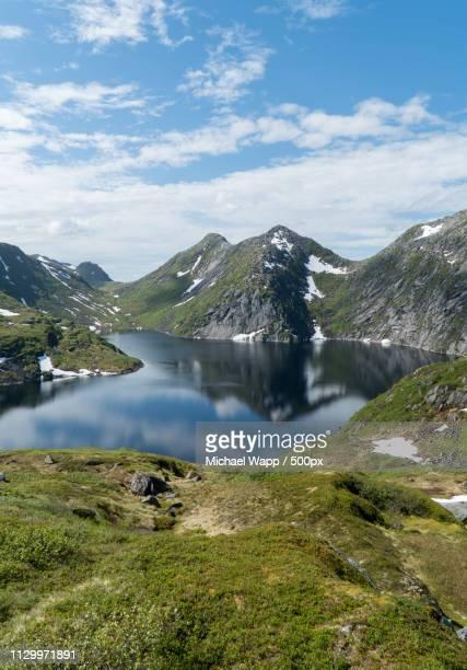 Alps Or Lofoten