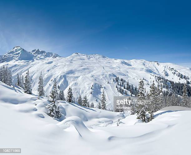 alpen (bildgröße xxxl - vorarlberg stock-fotos und bilder