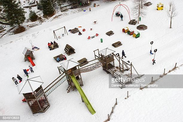 Alps playground