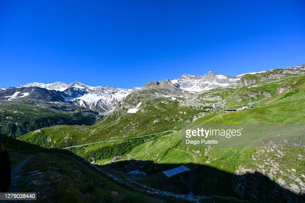 alps scenery - puletto diego stock pictures, royalty-free photos & images