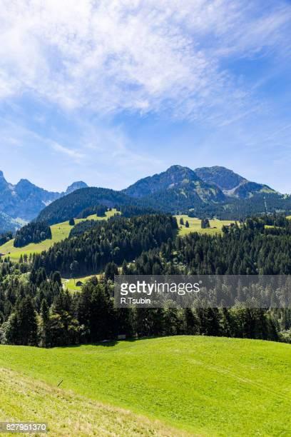 Alps view, Switzerland