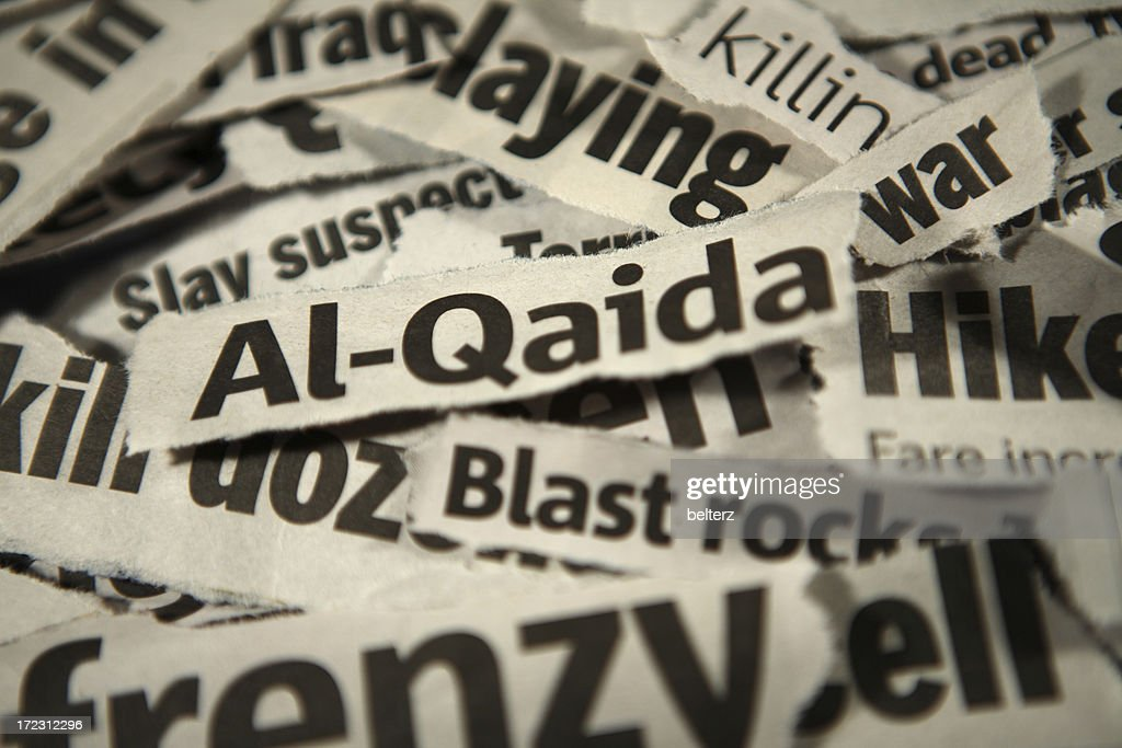 al-qaida : Stock Photo