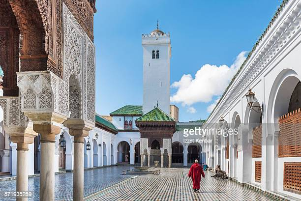 Al-Qarawiyyin Mosque and university in Fes