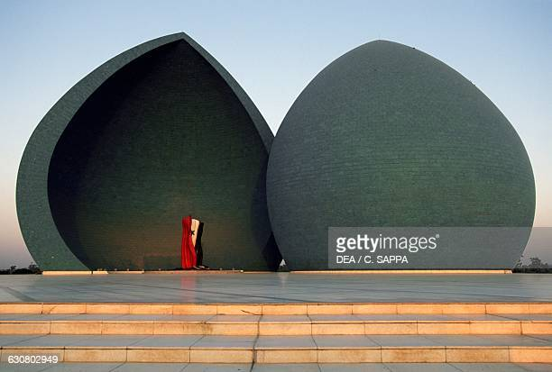 AlShaheed Monument also known as the Martyr's Memorial Baghdad Iraq 20th century