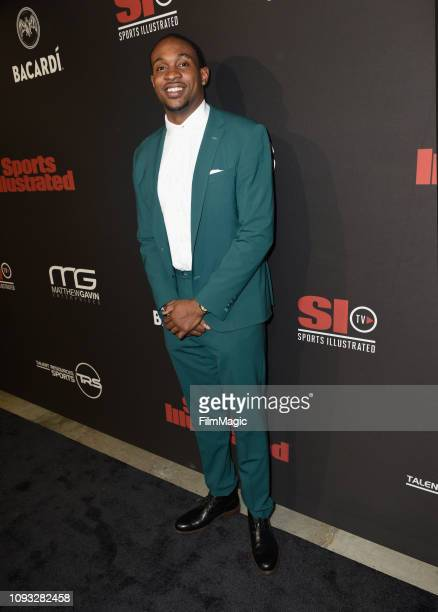 Alshon Jeffery attends Sports Illustrated Saturday Night Lights powered by Matthew Gavin Enterprises and Talent Resources Sports on February 2 2019...