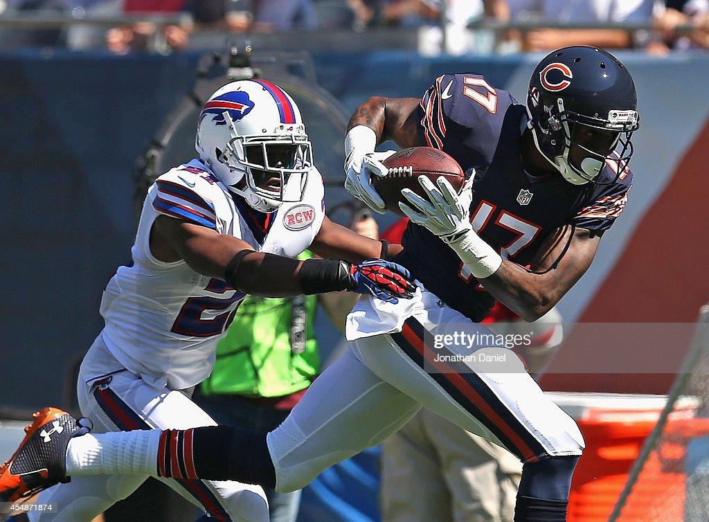 Buffalo Bills v Chicago Bears : News Photo